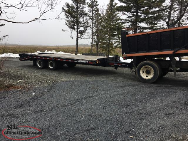 For Sale 2000 f-750 single axle