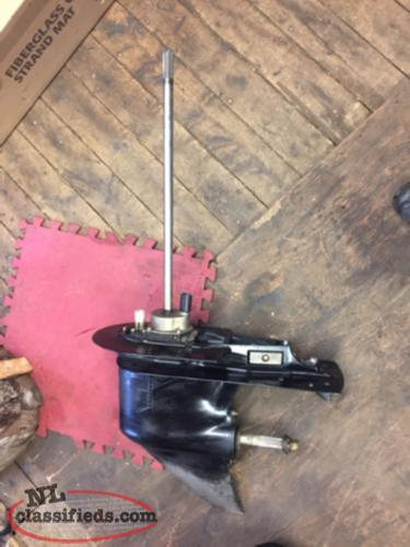 2011 90 Hp Mercury Outboard Motor for parts or repair
