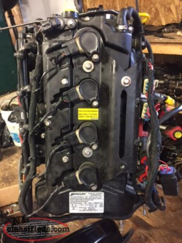 2011 90 Hp Mercury Outboard Motor For Parts Or Repair Fortune Harbour Newfoundland Labrador