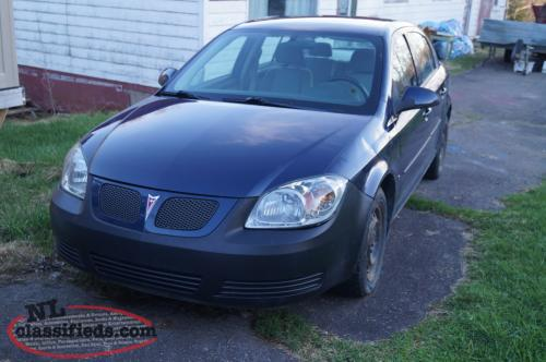2008 Pontiac G5 For Sale For Parts Musgravetown
