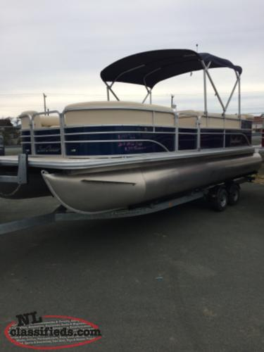 Suncatcher & Sunchaser Pontoon Boats AVAILABLE NOW!