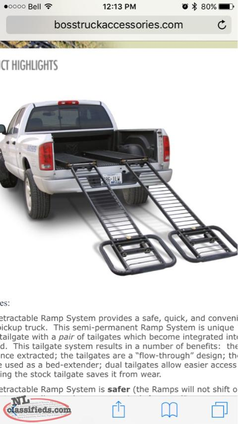 ATV Boss Truck Ramp