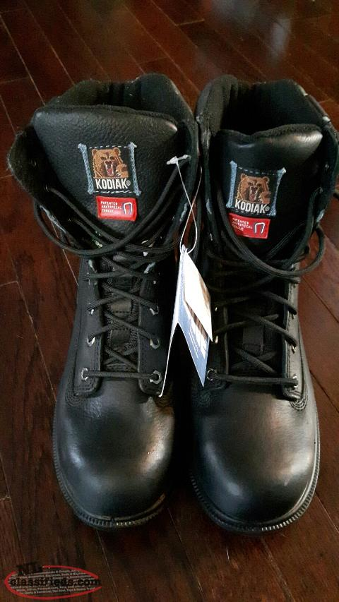 women's Size 10 Kodiak Work Boots