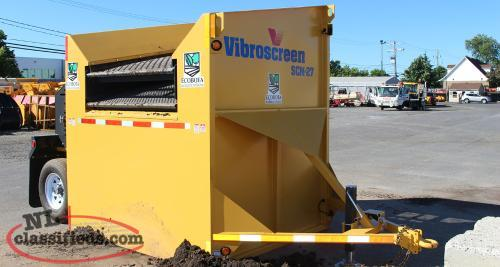 Vibroscreen Screening Plants