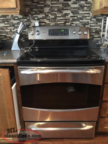 Fridge/Range+Hood/Dishwasher