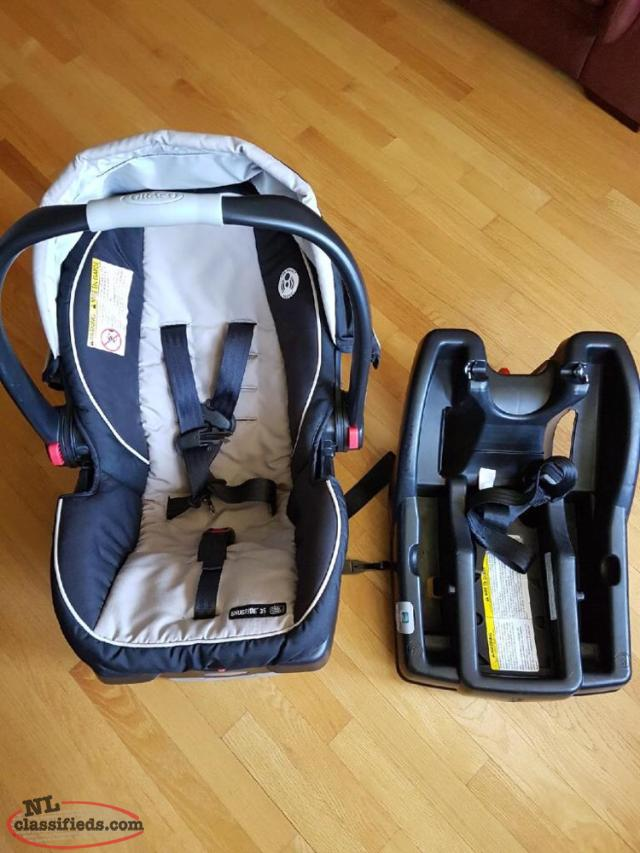 2015 Graco SnugRide Click Connect 35