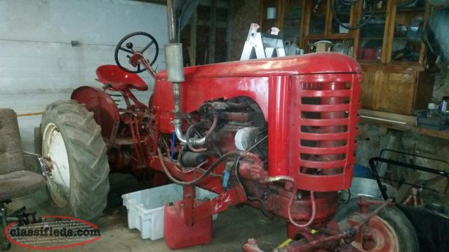 Massey Tractor For Sale