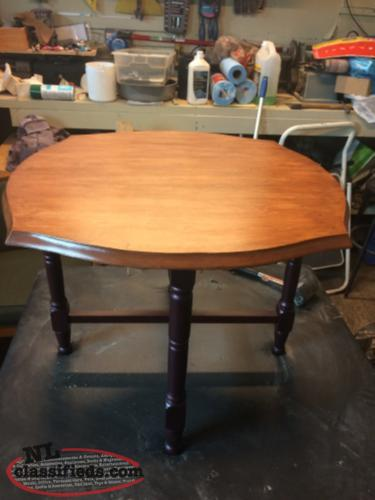 Ideal Vintage End Table