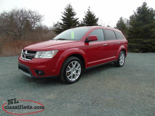 2015 DODGE JOURNEY R/T AWD 7 PASS - WWW.KELLIGREWSAUTOMART.COM - TRADES ACCEPTED