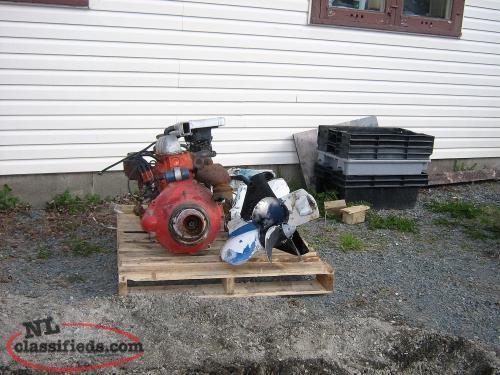 Inboard Engine For Sale Bay Roberts Newfoundland Labrador