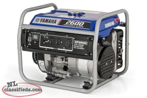 Yamaha Generators At Costco : Save on a new yamaha ef c generator now