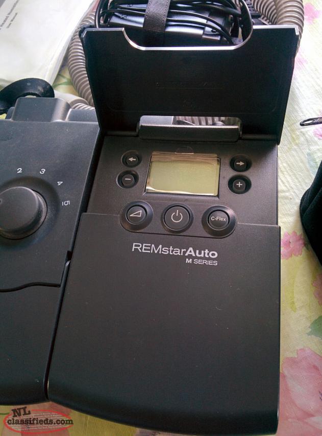used sleep apnea machine