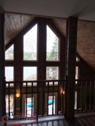 Lake Front Cottage For Sale Badger Lake Newfoundland