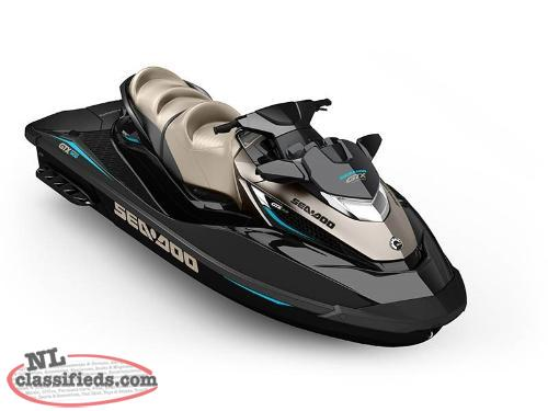 SWEET SUMMER DEAL - SAVE $1,800 on a BRAND NEW 2016 Sea-Doo GTX Limited 300