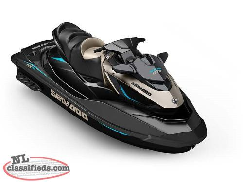 SWEET SUMMER DEAL - SAVE $1,400 on a BRAND NEW 2016 Sea-Doo GTX S™ 155