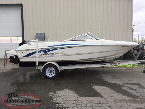 Financing Available 2007 Chaparral 180 SSI Bow Rider