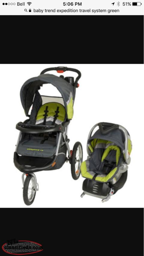 Newfoundland Strollers Travel Systems