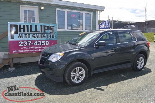 2014 Chevrolet Equinox - ONLY 27K / AWD - REDUCED
