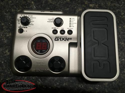 G1XNext Guitar Pedal for Sale
