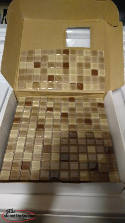 Glass Mosaic tiles for sale