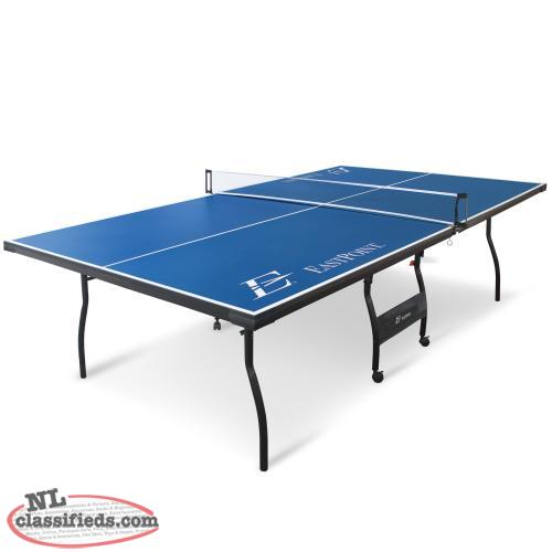 Pingpong table with paddles in excellent shape. Make an offer