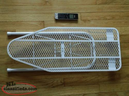 NEW - RV, Camper and Apartment size counter-top ironing board