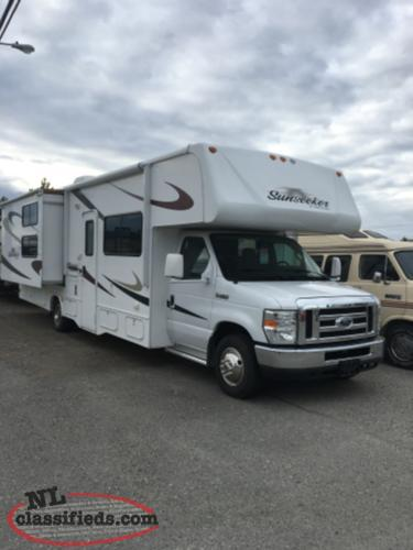 2010 Ford 31 ft motorhome