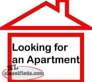 URGENT! Looking for an apartment for mid August!!