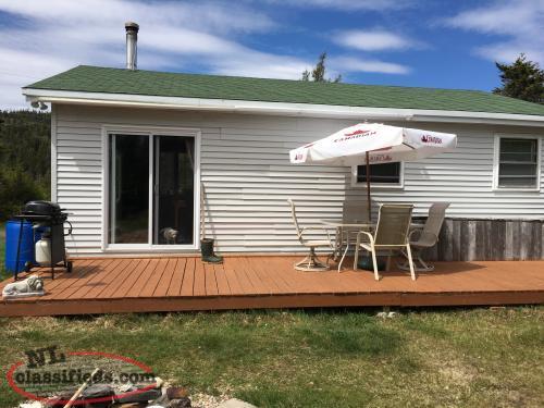 Cabin For Sale Cape Broyle Newfoundland