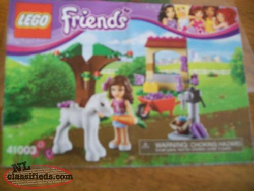 Lego Friends retired sets