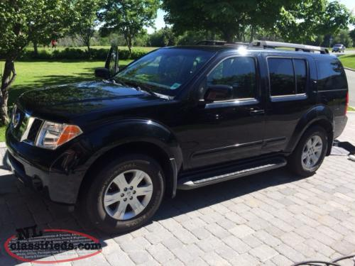 IMMACULATE 2007 PATHFINDER