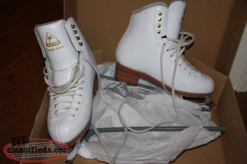 Jackson Girls Figure Skates