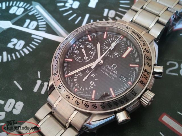 Wanted - Omega, Breitling Or Tudor Watch