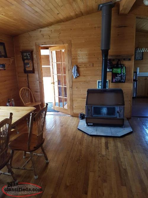Cabin for sale cape broyle newfoundland labrador for 14x14 cabin with loft