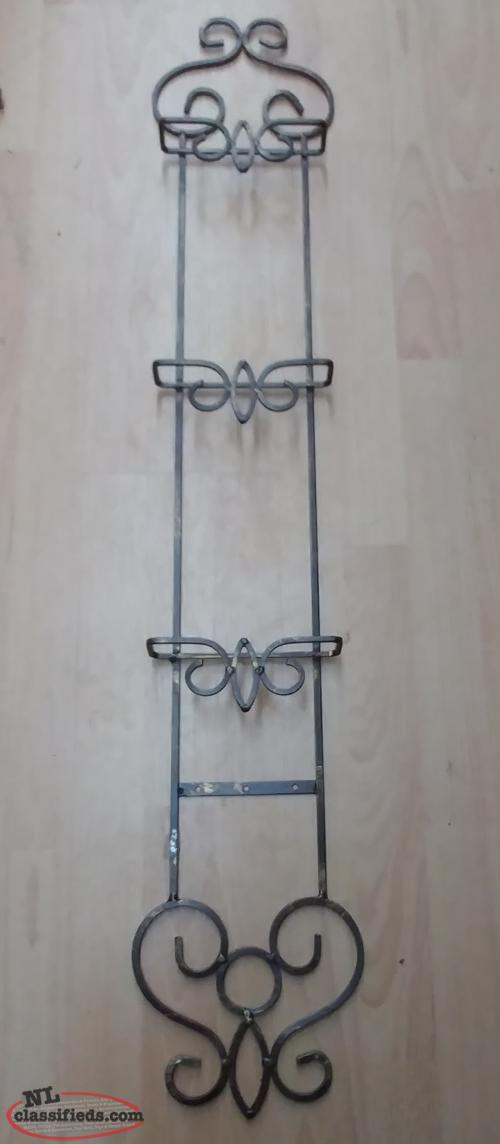 Triple Collector Plate Hanging Unit