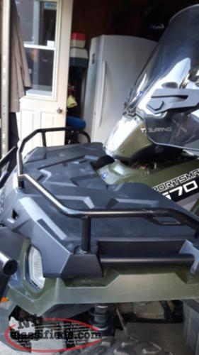 Polaris ATV Front Rack Extension
