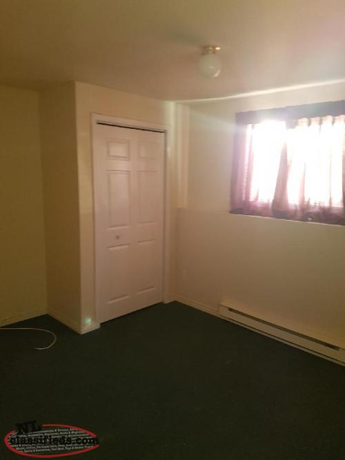 2 Bedroom Basement Apartment In Cbs Now Available Conception Bay South Newfoundland