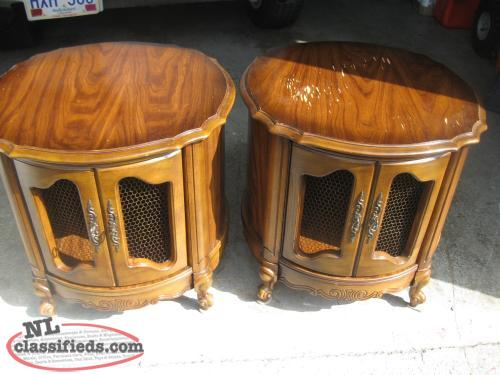 SPECIAL ORDER, COFFEE & END TABLES/ NIGHT TABLES