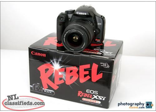 cannon rebel xsi
