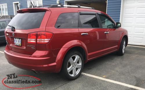 2010 Dodge Journey Rt.Awd.BAD CREDIT APPROVED!!99% Drive