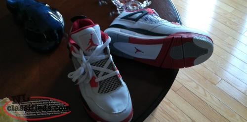 Air Jordans. Brand new. Sz. 11-11.5