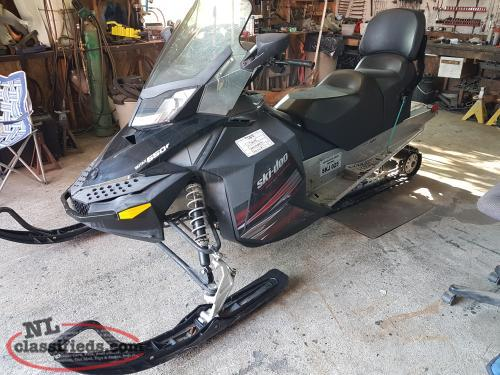 4 Snowmobiles / Sale or Trade (package)
