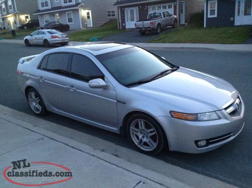 ****ONLY $7500 FOR A 2008 ACURA 3.2TL SHARP LOOKING CAR ****