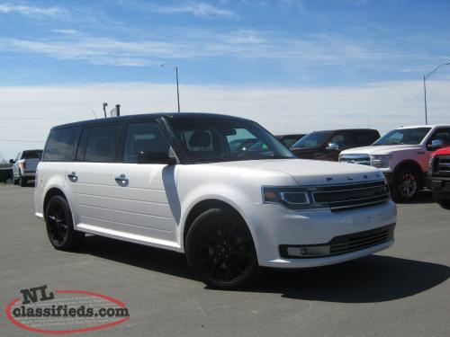2016 FORD FLEX LIMITED AWD !!!!!!!