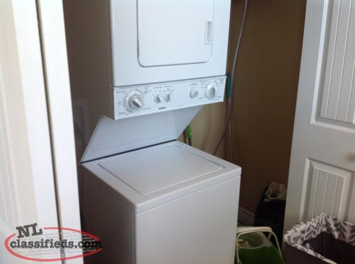 Washer/Electric Dryer