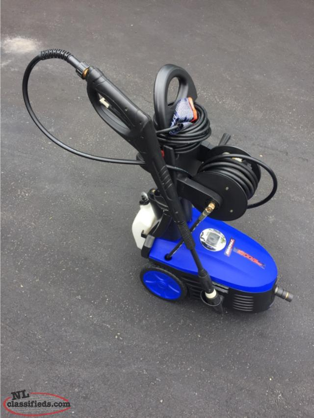 Simoniz 1800psi Pressure Washer