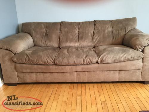 REDUCED!!! Couch & Love Seat