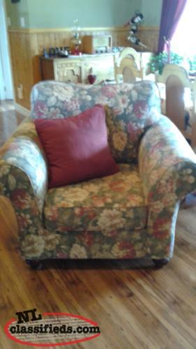 For Sale chesterfield and chair
