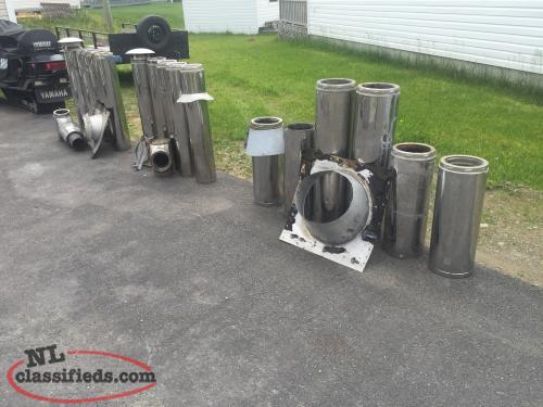 Lots of USED Chimney