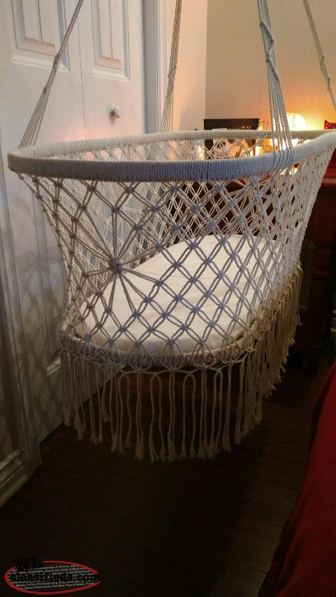 New Hanging Bassinet